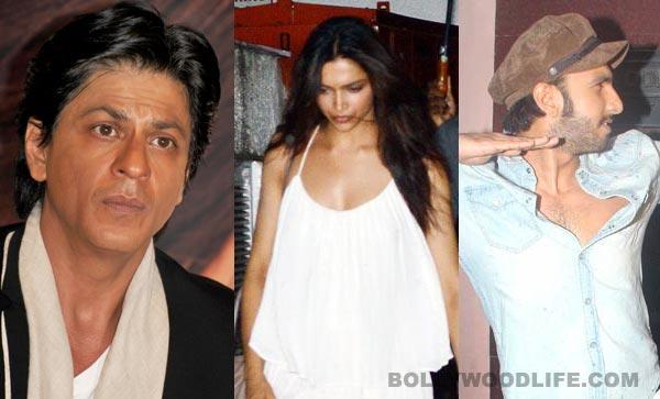 Shahrukh Khan, Deepika Padukone, Ranveer Singh - irritated with Mumbai during the monsoon?
