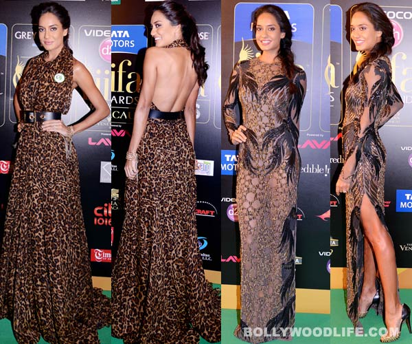 Lisa Haydon is such a style diva, isn't she?