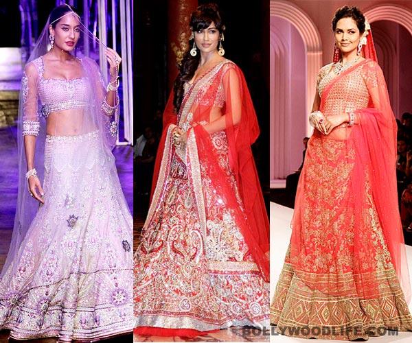 India Bridal Fashion Week 2013: Esha Gupta, Lisa Haydon and Chitrangda Singh look pretty!