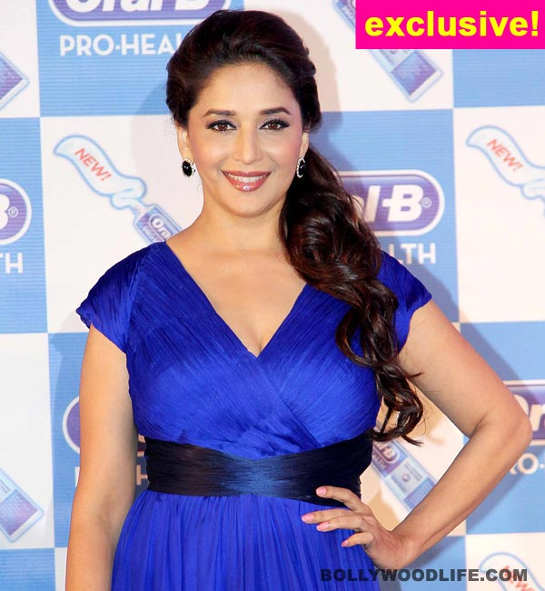 Madhuri Dixit-Nene says she will not smile this year!