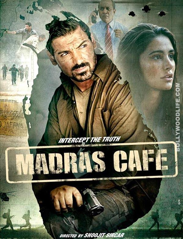 Madras Café trailer: John Abraham and Nargis Fakhri amidst war and terror!