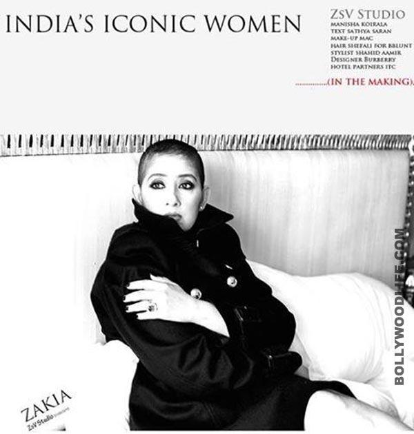 Manisha Koirala looks gorgeous, doesn't she?