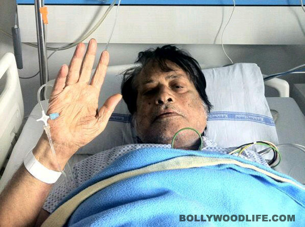 Manoj Kumar discharged from hospital!