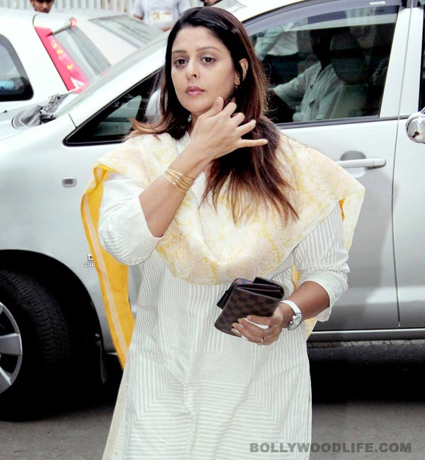Nagma approached for Teja's next