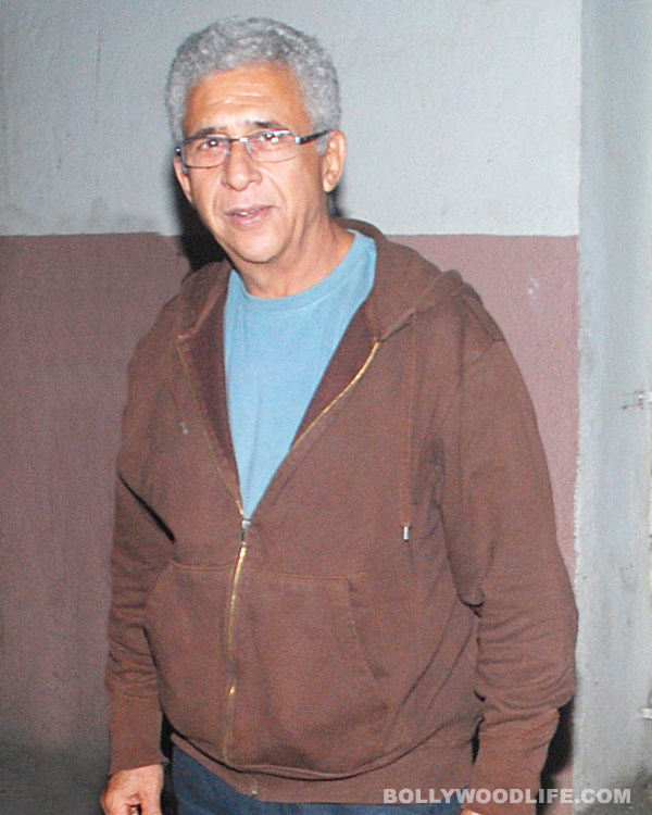 Naseeruddin Shah, happy birthday: The actor gears up for Dedh Ishqiya!