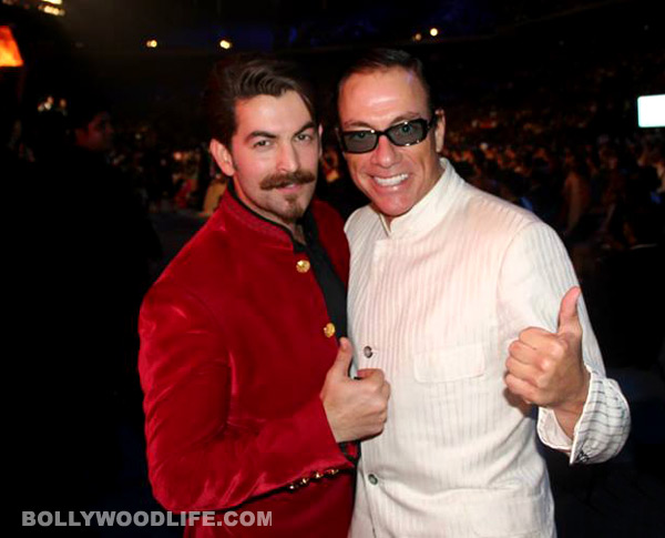Neil Nitin Mukesh to work with Hollywood star Jean-Claude Van Damme