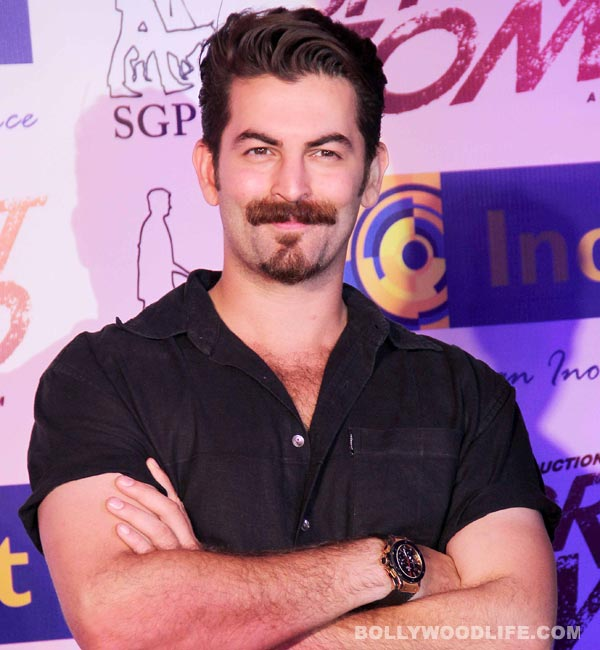 Neil Nitin Mukesh gets injured on the sets of his latest film