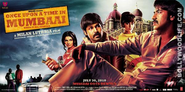 Ajay Devgn and Emraan Hashmi in Once Upon A Time In Mumbai Dobaara?