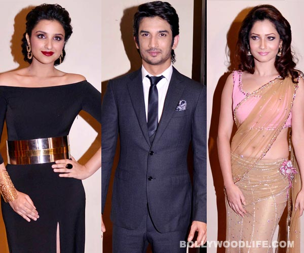 Does Sushant Singh Rajput have too many women for company?