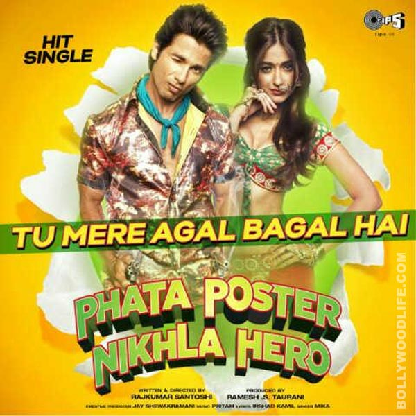 Phata Poster Nikla Hero new poster: Shahid Kapoor and Ileana D'Cruz go all rustic!