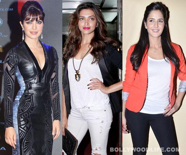 Katrina Kaif, Deepika Padukone, Priyanka Chopra - who can play the perfect gangster?