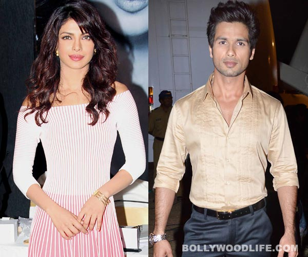 is priyanka chopra dating shahid kapoor Priyanka chopra has — probably for the first time ever — opened up about her current boyfriend herman baweja, shahid kapoor is she dating anyone.