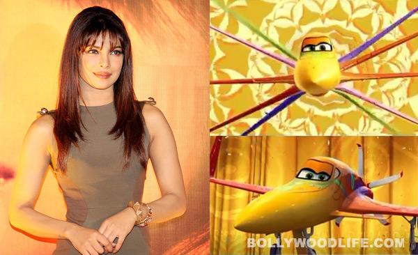 Priyanka Chopra sings Ishani's song in Disney's Planes!