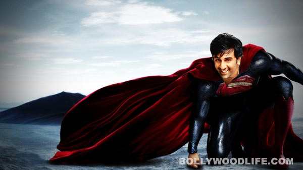 What will Ranbir Kapoor wear in Ayan Mukerji's superhero flick?