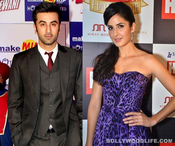 Katrina Kaif accompanies Ranbir Kapoor to Sri Lanka!