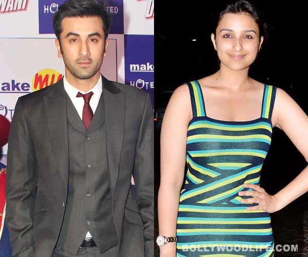 Are Ranbir Kapoor and Parineeti Chopra going to be an onscreen item?