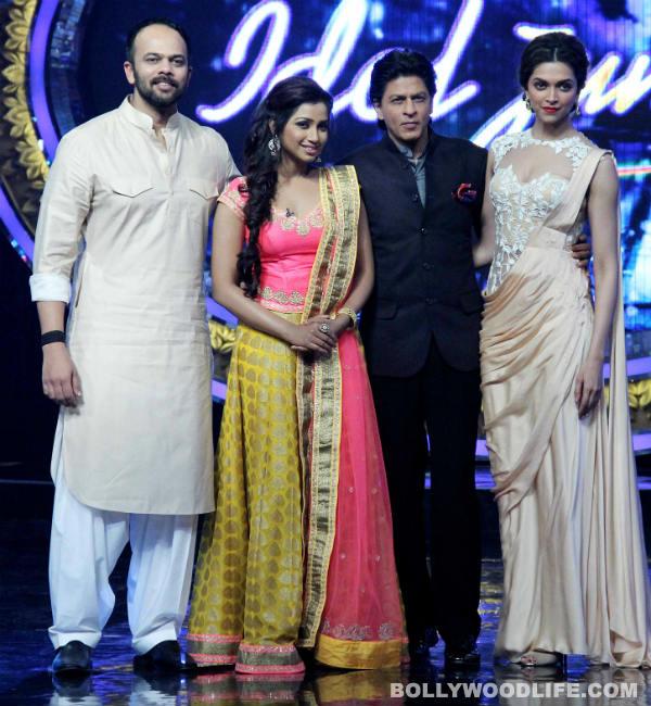 Indian Idol Junior promo: Can Shahrukh Khan and Deepika Padukone really sing?