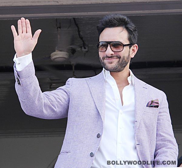 Saif Ali Khan all set to do a new dhamakedaar romcom titled Happy Ending!