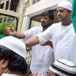 Sajid-Wajid's father passes away: view funeral pics