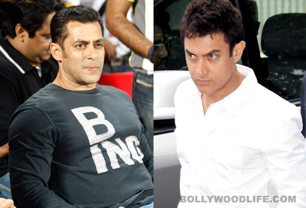 Why did Salman Khan skip Aamir Khan's party?
