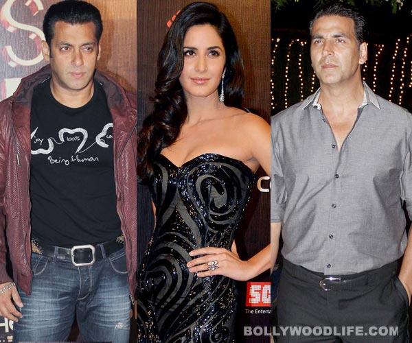 Will Salman Khan and Akshay Kumar play supporting roles to Katrina Kaif in Seeta Aur Geeta remake?