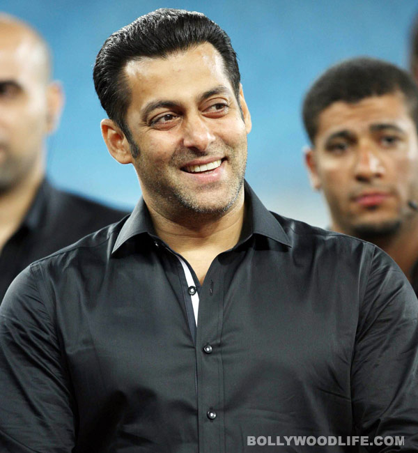 Is Salman Khan fit for action?