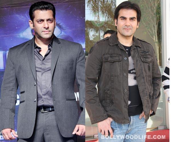 Salman Khan will not work with Arbaaz Khan!