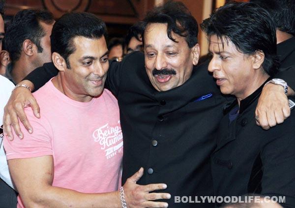 Why is Shahrukh Khan not talking about Salman Khan?