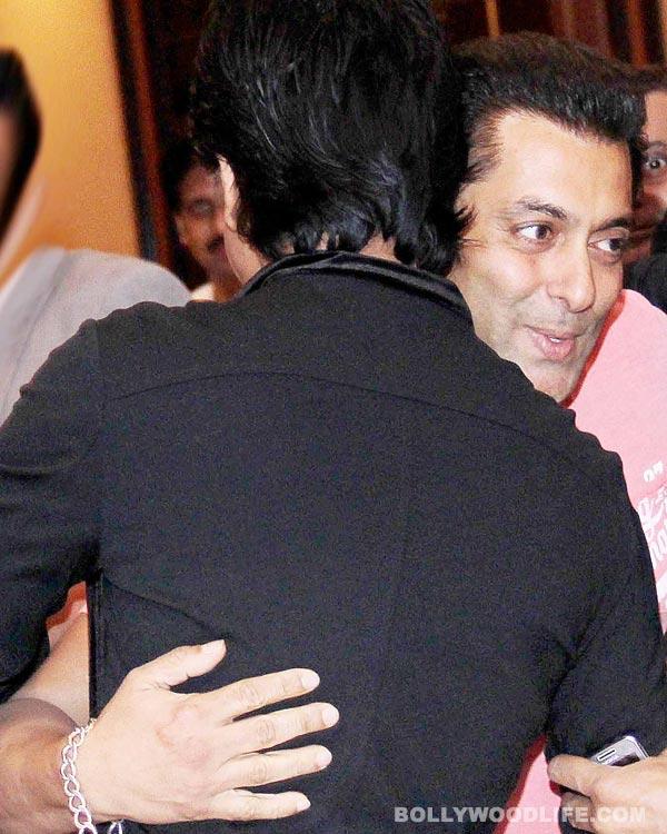 Is the Salman Khan - Shahrukh Khan war really over?