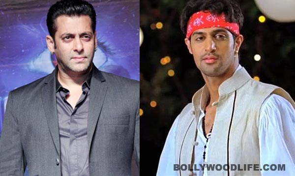 Why did Salman Khan pull Tanuj Virwani's pants down?