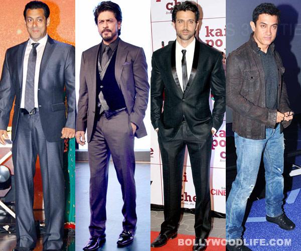 Shahrukh Khan, Salman Khan, Aamir Khan or Hrithik Roshan: Who's B-town's biggest crowd puller?