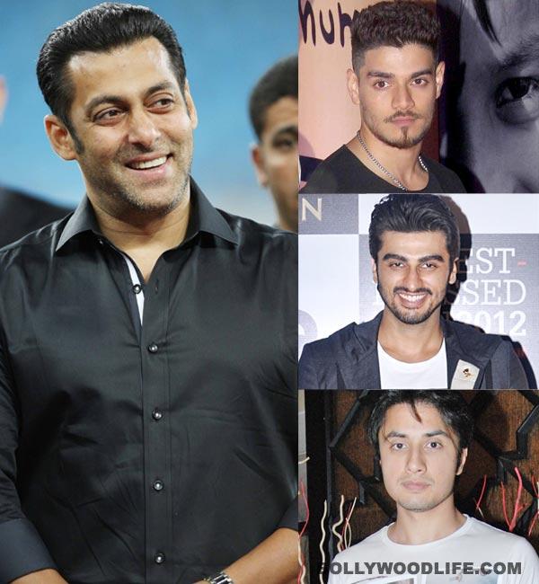 Arjun Kapoor, Ali Zafar, Suraj Pancholi - Who is Salman Khan's most obedient student?