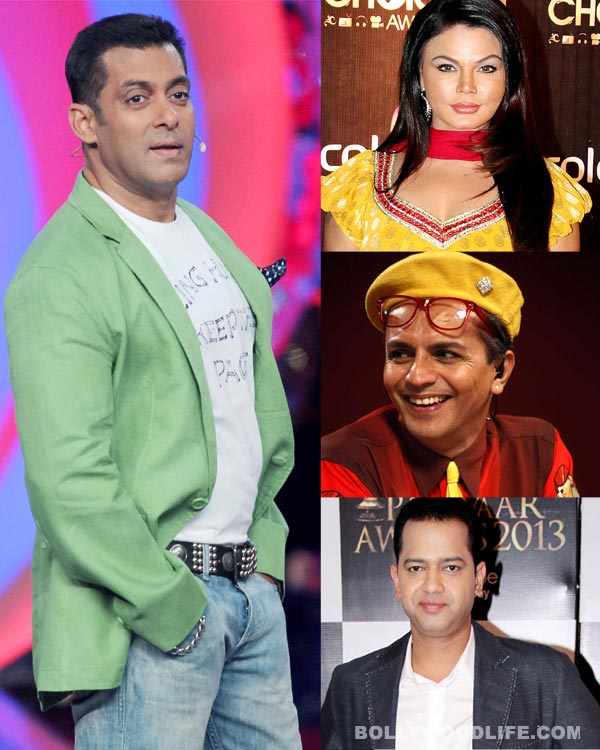 Bigg Boss 7: Do you want to see Rakhi Sawant, Rahul Mahajan, Imam Siddiqui back on the show?