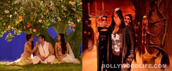 Bigg Boss 7: Do you prefer Salman Khan as angel or devil?