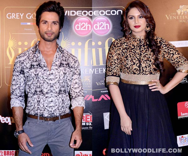 Are Shahid Kapoor and Huma Qureshi a couple?