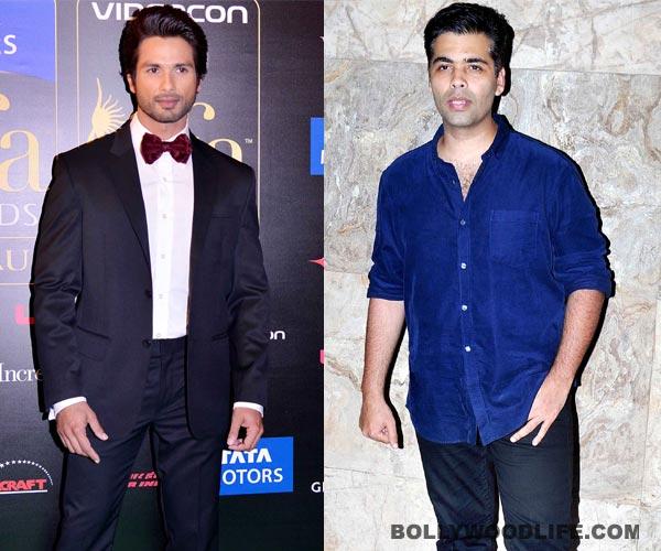 Is Shahid Kapoor paying for his panga with Karan Johar?
