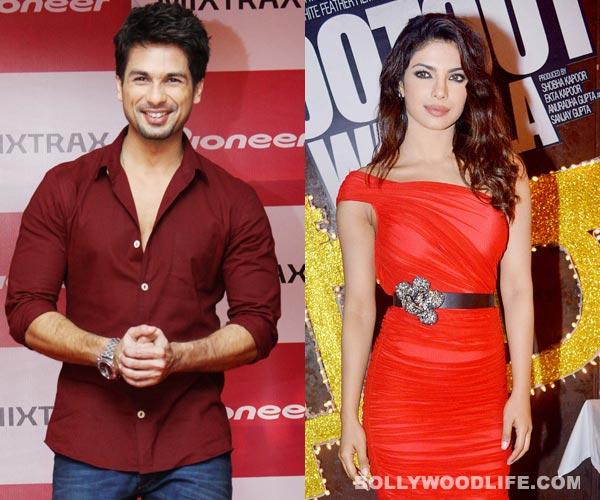 are shahid and priyanka still dating 2013