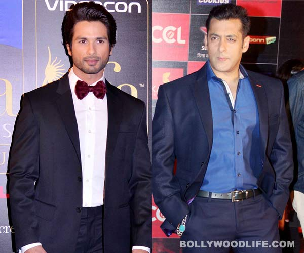 Is Shahid Kapoor relying on Salman Khan for a hit?