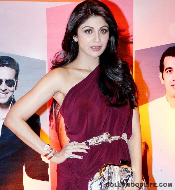 Shilpa Shetty turns item gal for her debut production Dishkiyaaoon!