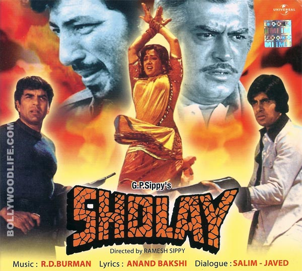 Sholay 3D first look out on August 15