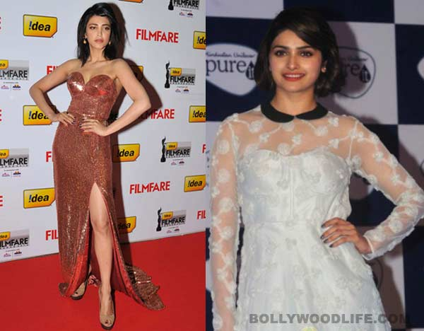 Prachi Desai and Shruti Haasan go horribly wrong!