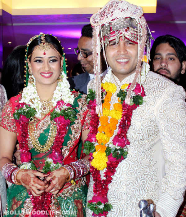 Shweta Tiwari and Abhinav Kohli have a low key wedding: Pics & video!