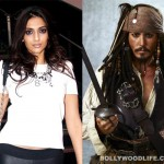 Sonam Kapoor and Johnny Depp in Pirates of the Caribbean 5…really?