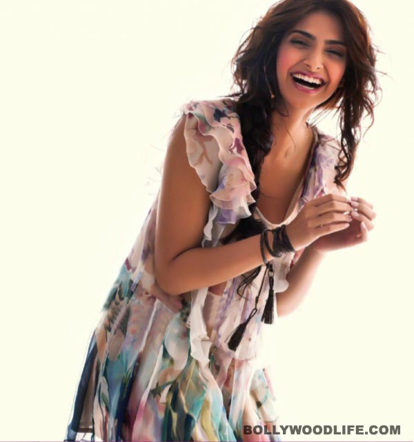 Sonam Kapoor is playful on the Cineblitz cover!