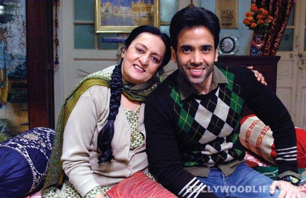 Who is Tusshar Kapoor's Punjabi tutor?
