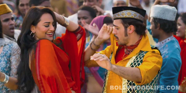 Once Upon A Time in Mumbaai Dobara song Tayyab Ali: Imran Khan and Sonakshi Sinha have a blast!