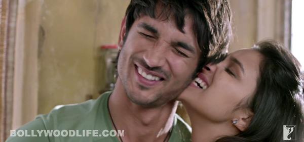 Shuddh Desi Romance Tere mere beech mein song: Does the Parineeti Chopra-Sushant Singh Rajput chemistry work?