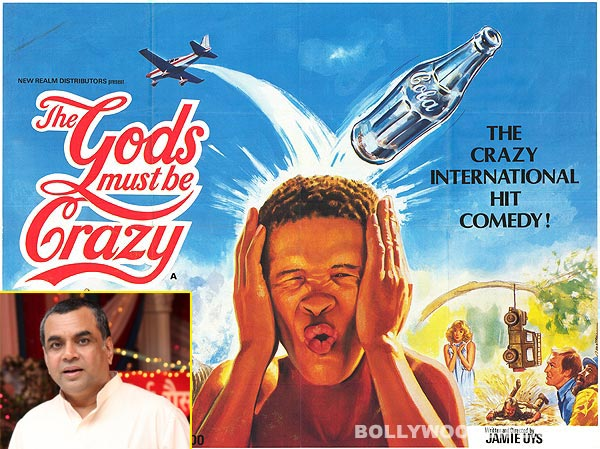Gods Must Be Crazy to be remade in Hindi