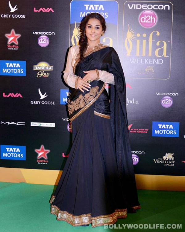 Vidya Balan: I am very greedy about being an actor!