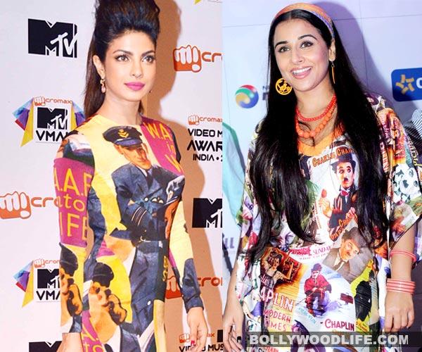 Priyanka Chopra beats Vidya Balan to win 'Best Female Actor of the Generation' title